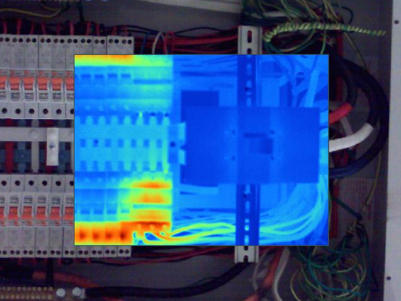 Infrared Thermo Scanning Mbe Electrical