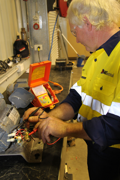 Testing Amp Auditing Mbe Electrical